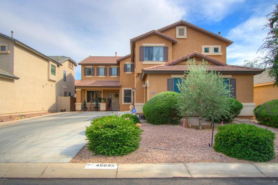 45095 W JACK RABBIT Trail, Maricopa, AZ 85139