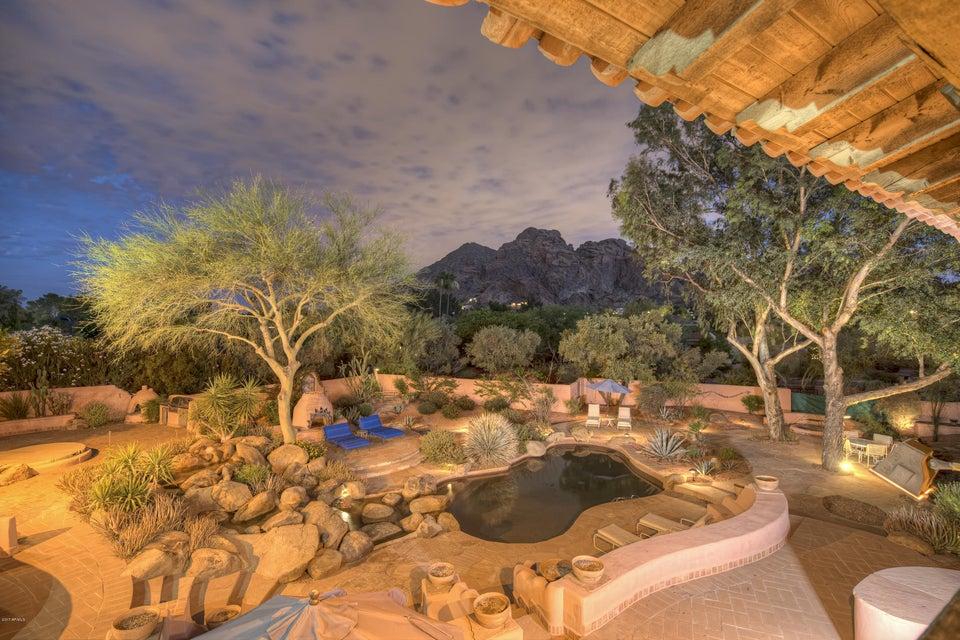 4754 E Valley Vista Lane, Paradise Valley, AZ 85253