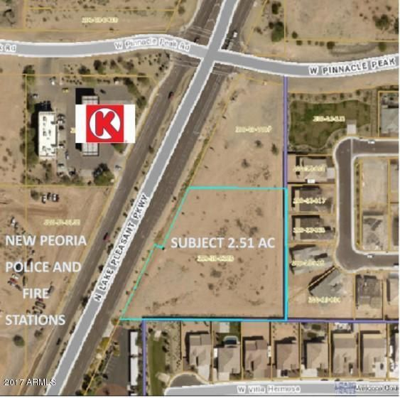23231 aprx N Lake Pleasant Parkway, Peoria, AZ 85383