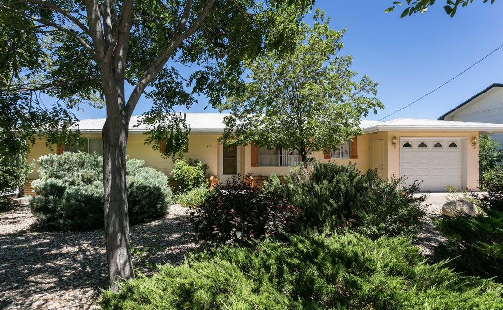 431 CANYON SPRINGS Road, Prescott, AZ 86303