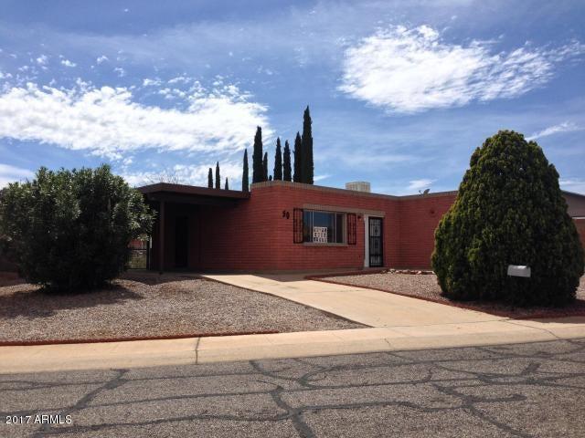 50 Witt Drive, Sierra Vista, AZ 85635