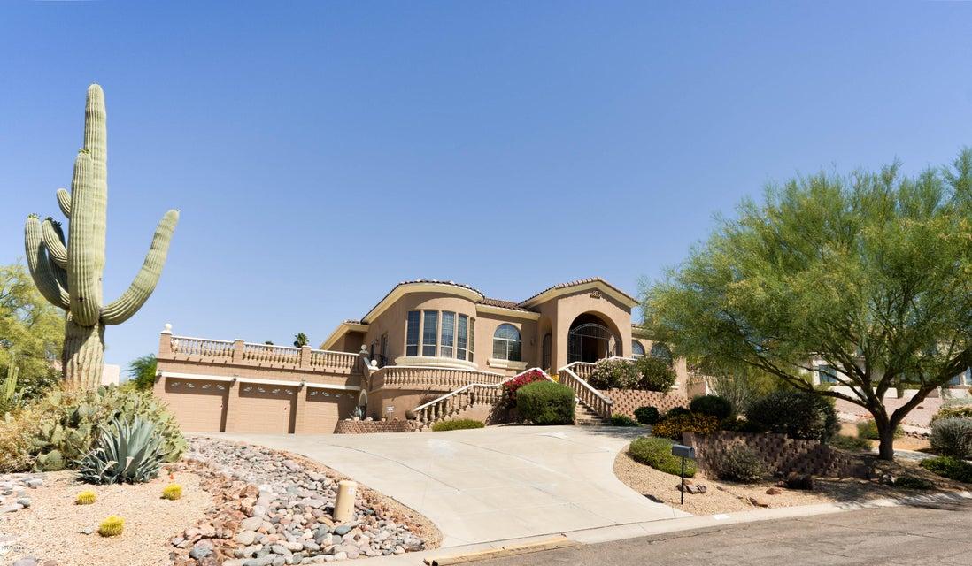 11012 N WALSH Drive, Fountain Hills, AZ 85268