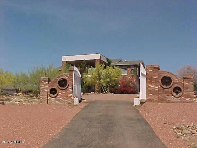 33400 S RIDGEWAY Road, Black Canyon City, AZ 85324
