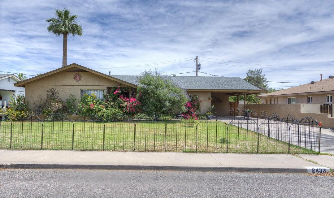 2433 N 38TH Place, Phoenix, AZ 85008
