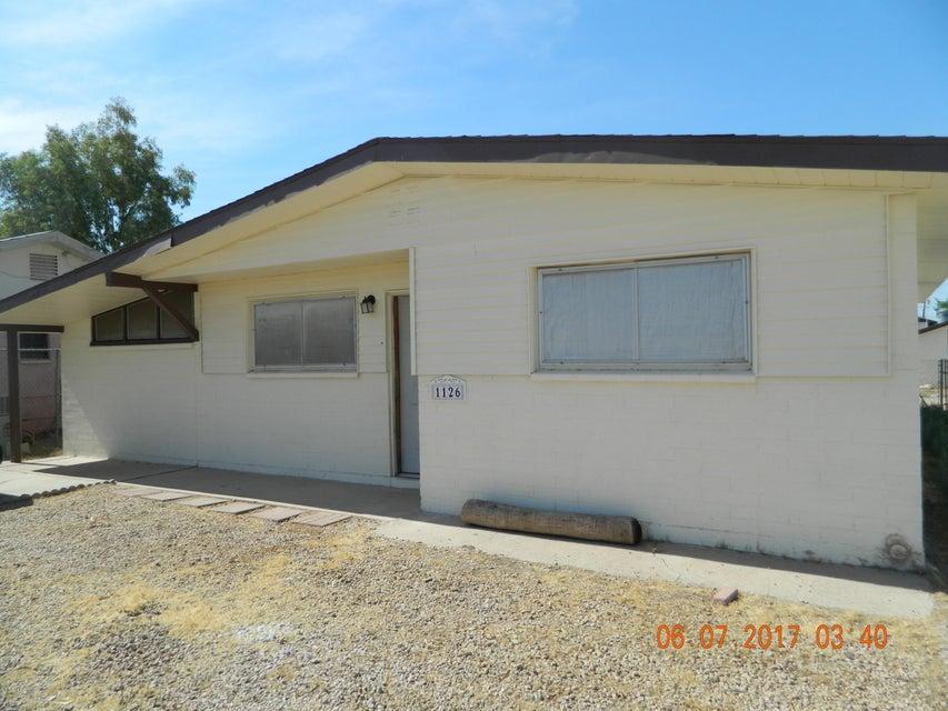 1126 E YUCCA Street, Casa Grande, AZ 85122