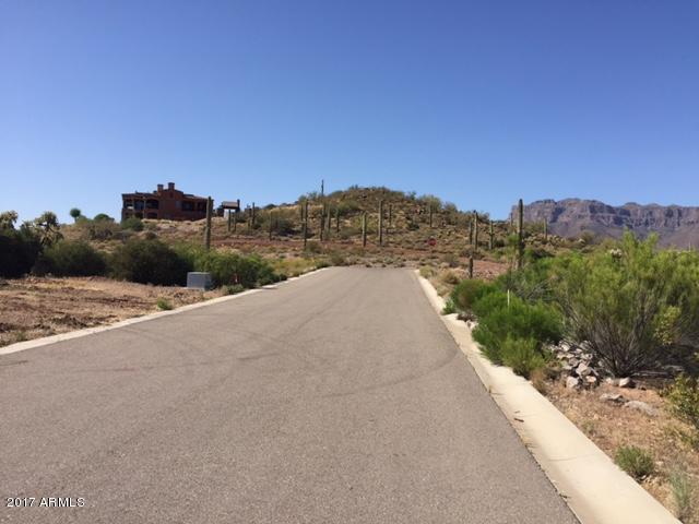3909 S VERONICA Lane Lot 3, Gold Canyon, AZ 85118