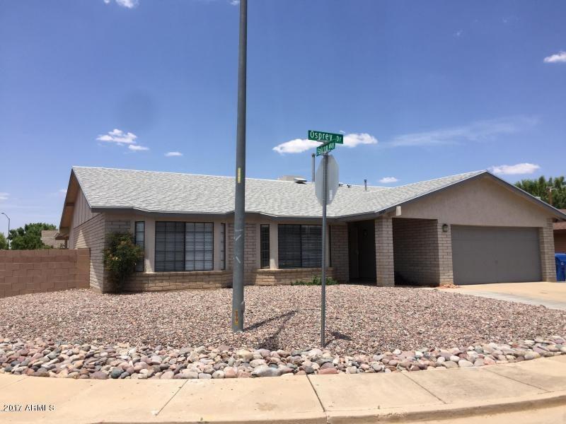 3425 Osprey Drive, Sierra Vista, AZ 85650