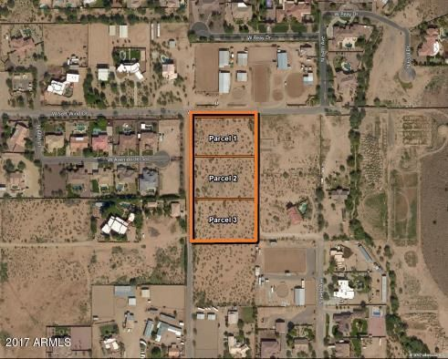 N 65th Avenue Lot 3, Glendale, AZ 85310