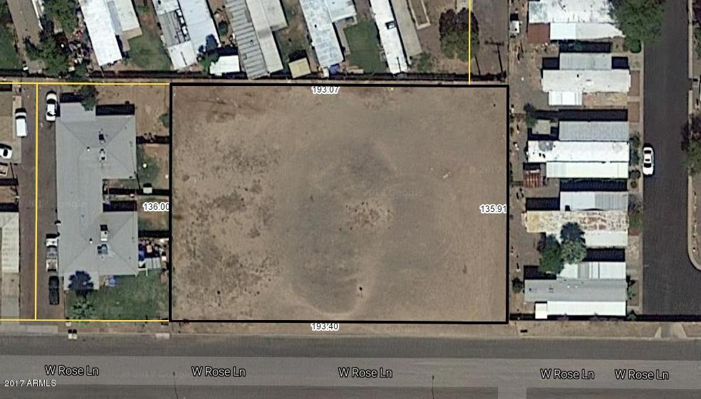 5820 W Rose Lane Lot 8, Glendale, AZ 85301