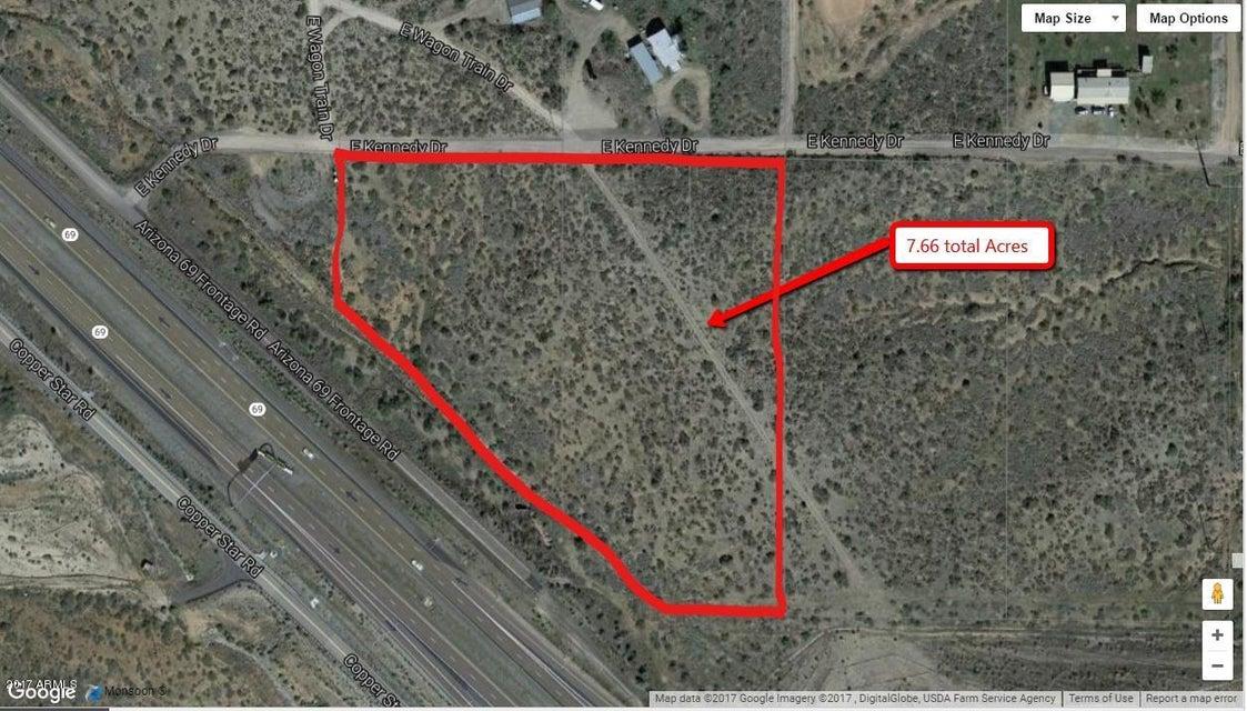 19117 E KENNEDY Drive, Mayer, AZ 86333