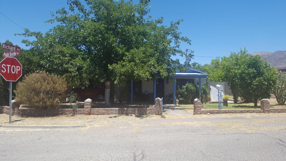 341 W PALO VERDE Drive, Superior, AZ 85173