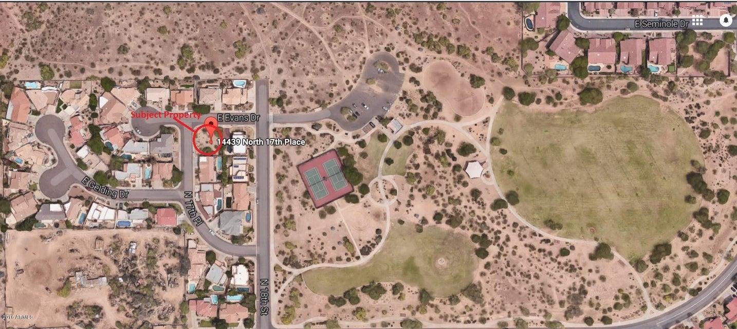 14439 N 17th Place Lot 28, Phoenix, AZ 85022