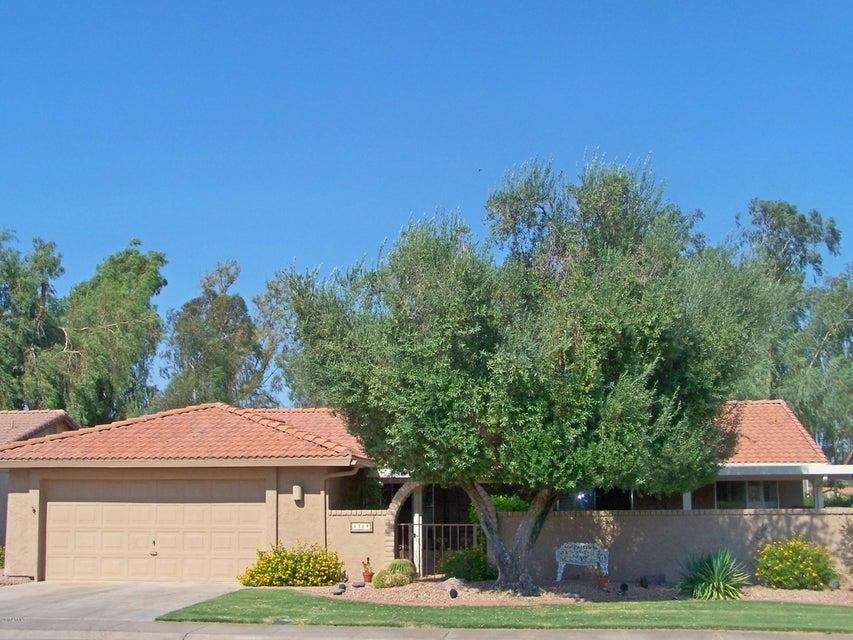 1309 LEISURE WORLD --, Mesa, AZ 85206