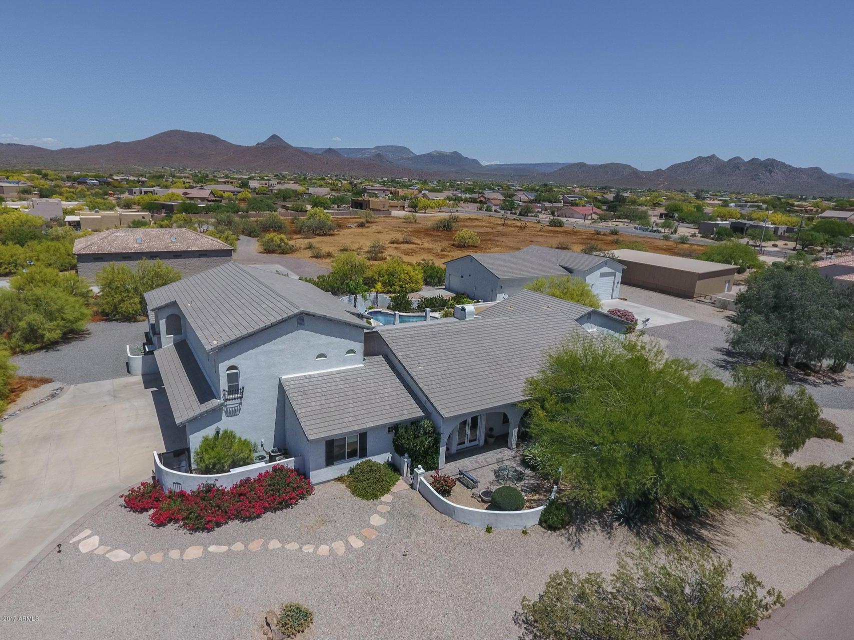 36646 N 16TH Street, Desert Hills, AZ 85086