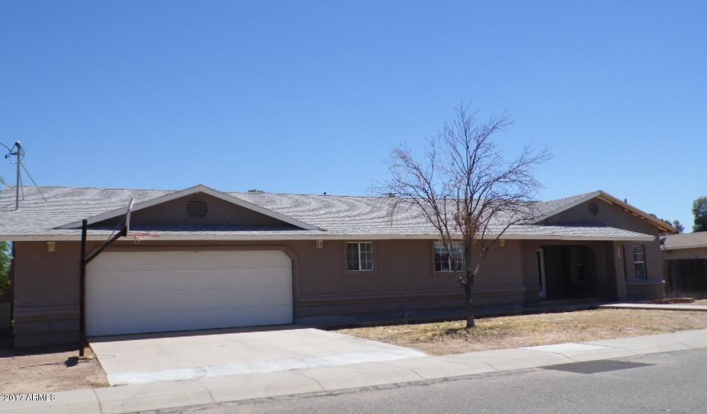 349 E AGUILAR Street, Florence, AZ 85132