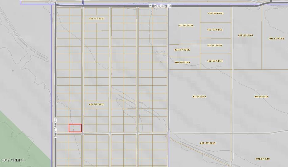 82XX S 547th Avenue Lot 120, Tonopah, AZ 85354