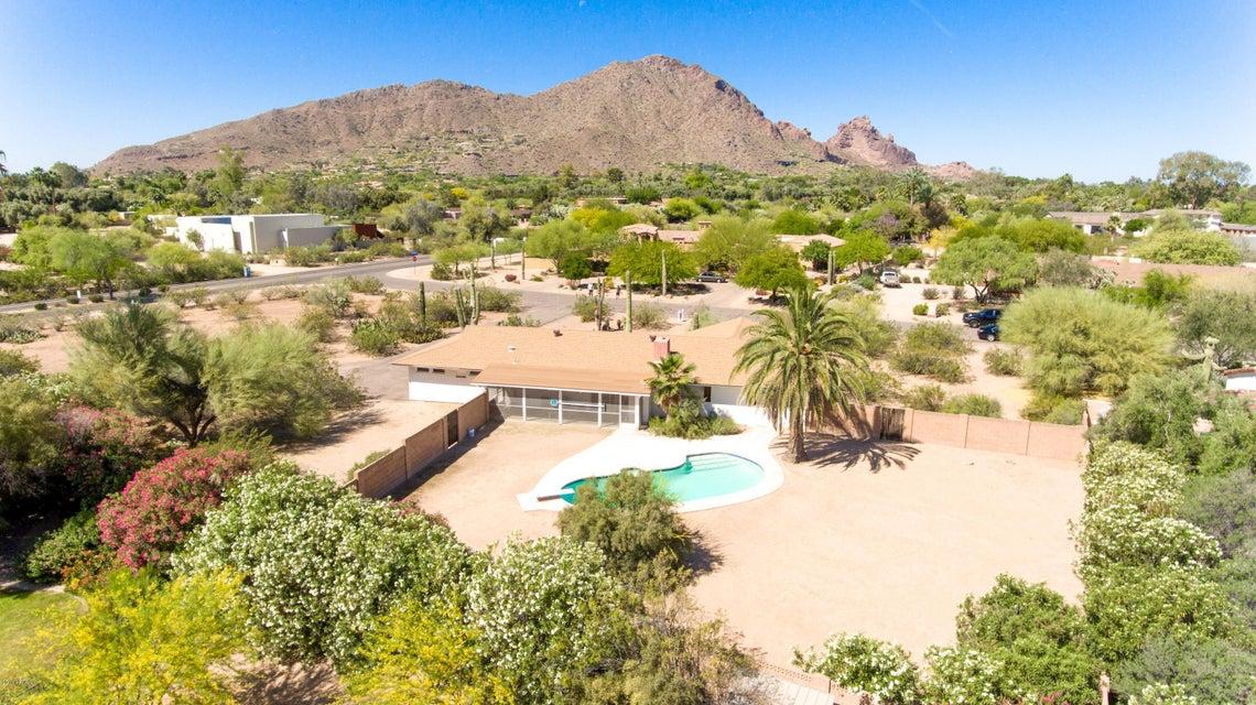 6009 N KACHINA Lane Lot 11, Paradise Valley, AZ 85253