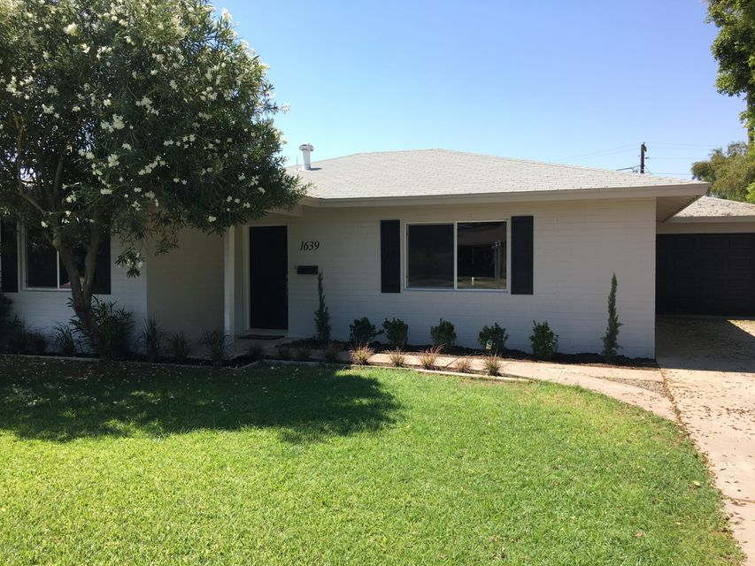 1639 W WELDON Avenue, Phoenix, AZ 85015