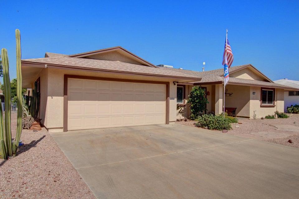 10842 W SARABANDE Circle, Sun City, AZ 85351