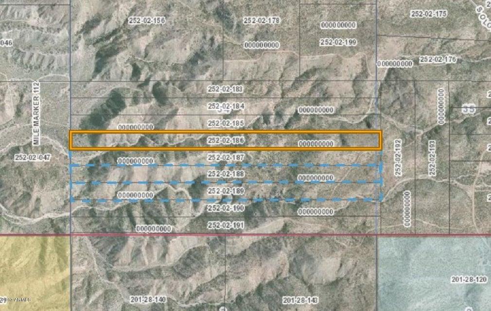 4 Lots Wildhorse Mountain Ranch -- Lot 4, 5, 6,   7, Wikieup, AZ 85360