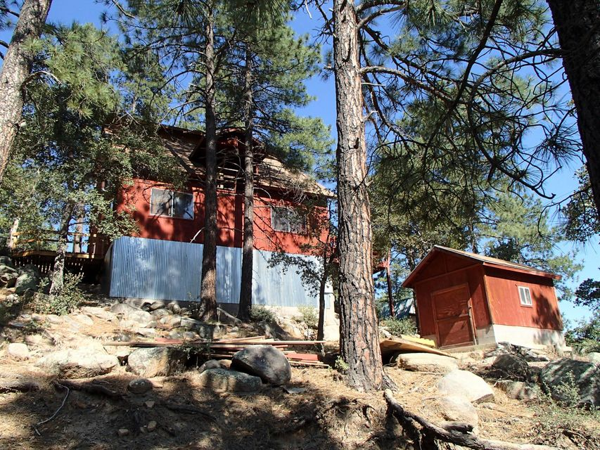 23257 S Moss Road Crown King, AZ 86343 - MLS #: 5624801