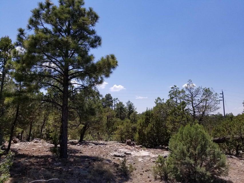 7205 MOGOLLON Trail Lot 158, Happy Jack, AZ 86024