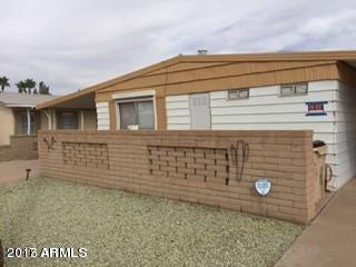 25815 S COUNTRY CLUB Drive, Sun Lakes, AZ 85248