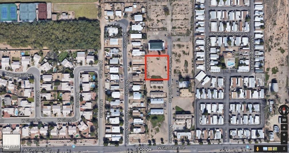 7028 N 80TH Avenue, Glendale, AZ 85303
