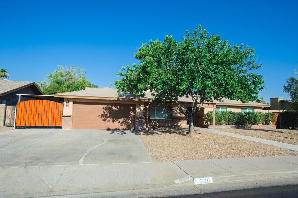 709 N Williams --, Mesa, AZ 85203