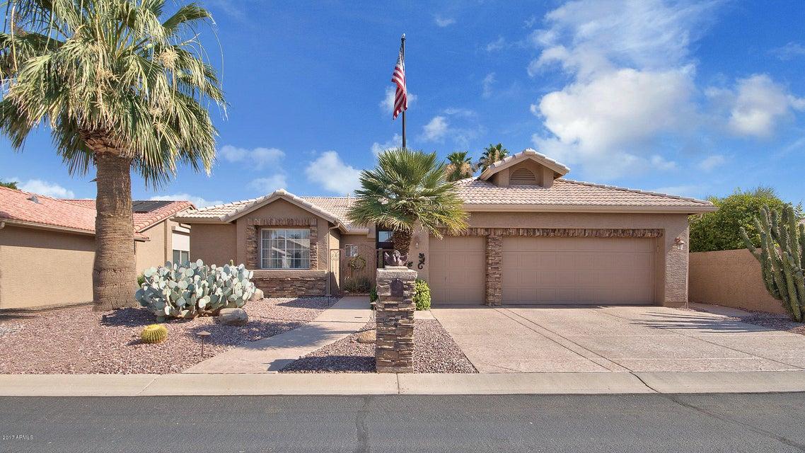9518 E JADECREST Drive, Sun Lakes, AZ 85248