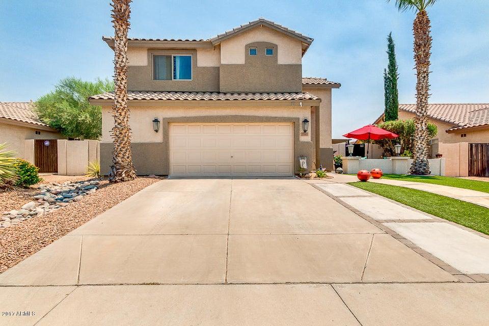 2561 S WARREN --, Mesa, AZ 85209