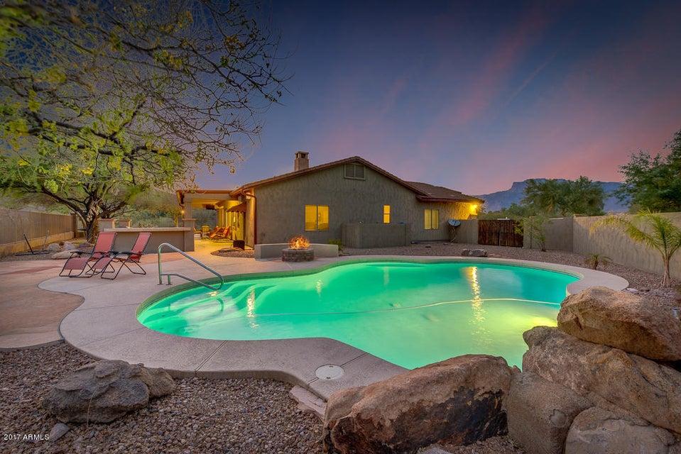 4301 S LAS ARBOLEDAS Trail, Gold Canyon, AZ 85118