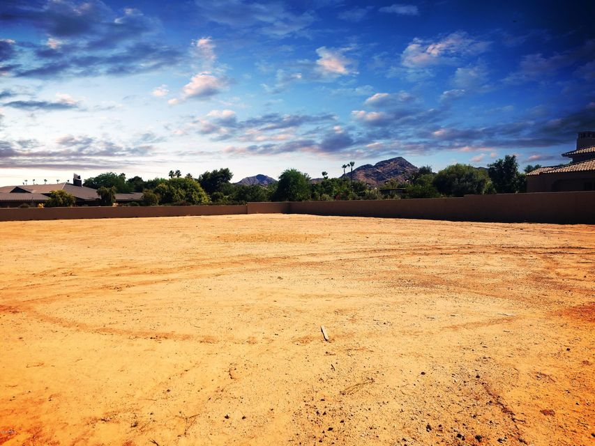 6545 E BERNEIL Drive Lot 3, Paradise Valley, AZ 85253