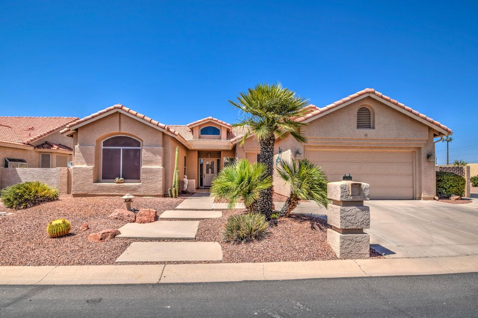 11136 E CHESTNUT Court, Sun Lakes, AZ 85248