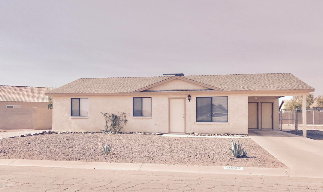 10907 W BENITO Drive, Arizona City, AZ 85123
