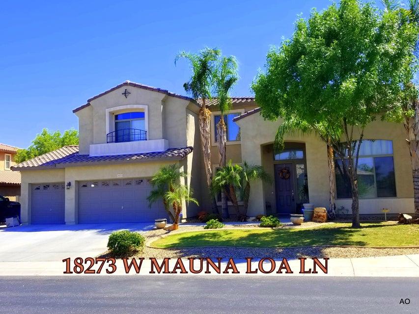 18273 W MAUNA LOA Lane, Surprise, AZ 85388