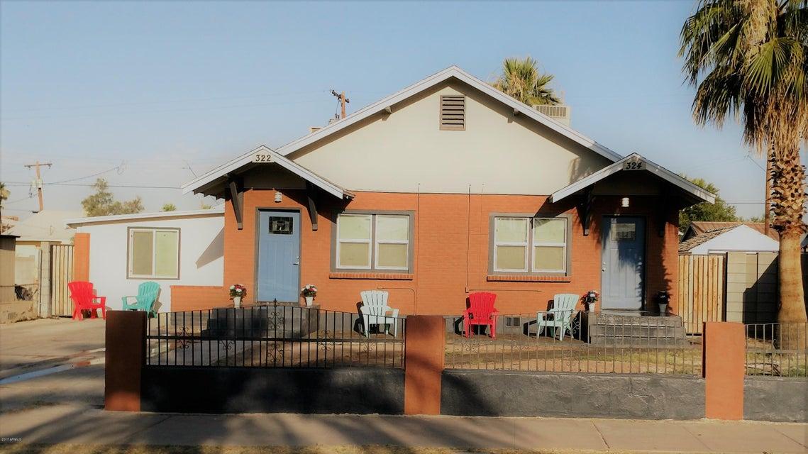322 N 13TH Place A, Phoenix, AZ 85006