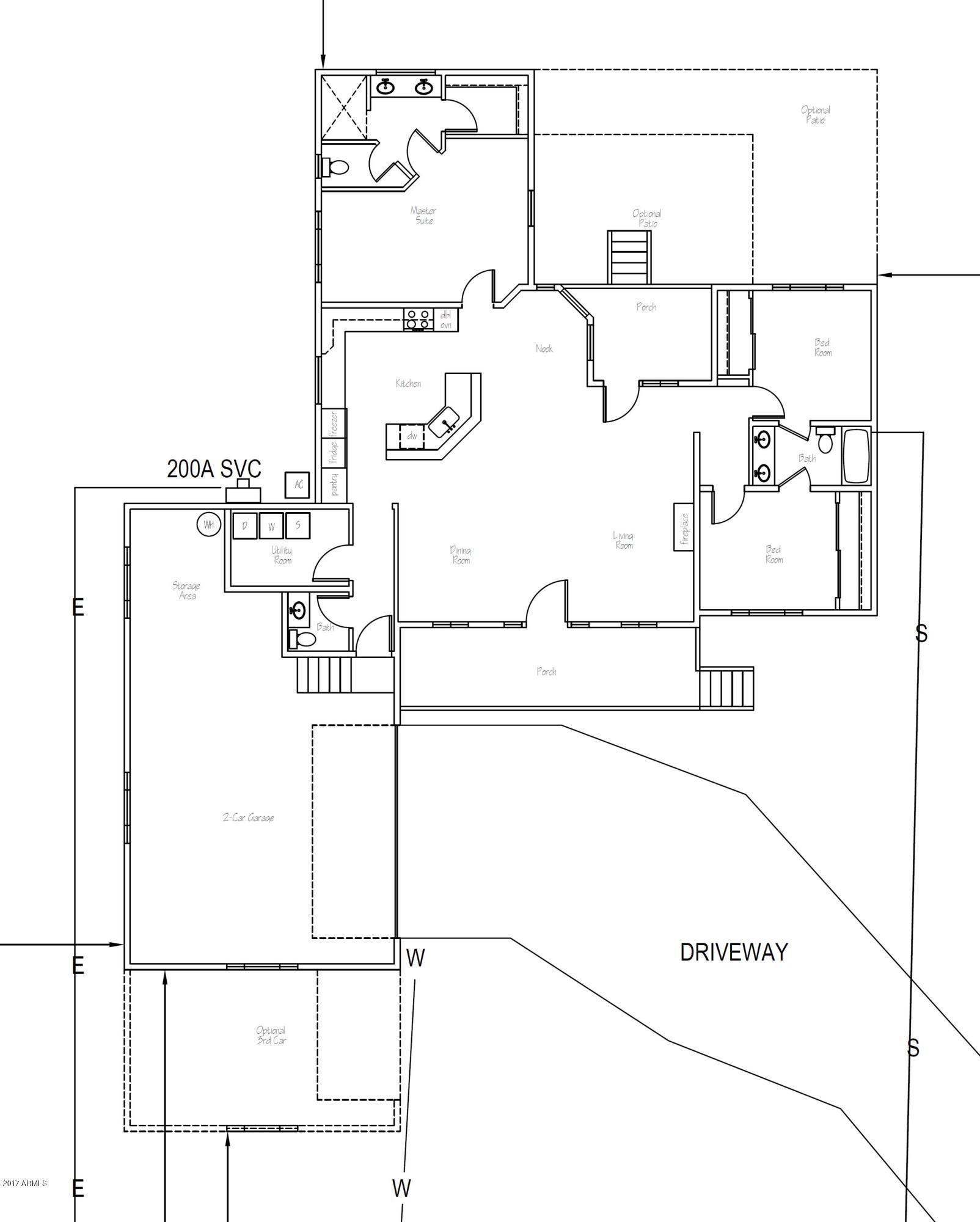 2963 Homestead Drive, Overgaard, AZ 85933