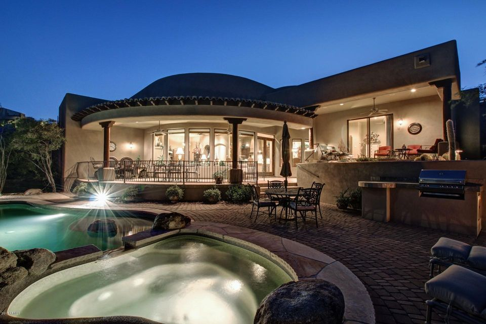 10327 N FIRE CANYON --, Fountain Hills, AZ 85268