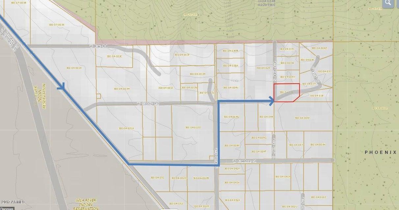 14150 S 44th Avenue, Laveen, AZ 85339