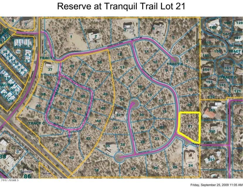 37145 N WINDING WASH Trail Lot 21, Carefree, AZ 85377