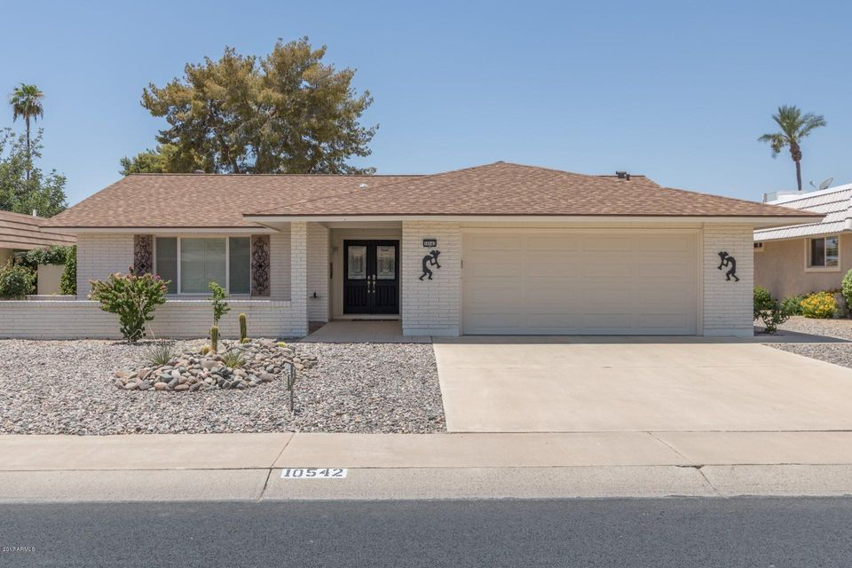 10542 W Prairie Hills Circle, Sun City, AZ 85351