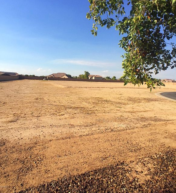 16696 W MOHAVE Street Lot 6, Goodyear, AZ 85338