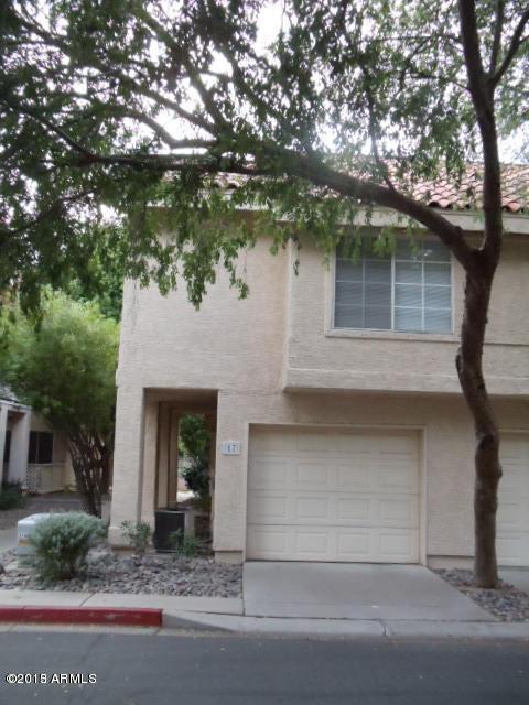 1633 E Lakeside Drive 17, Gilbert, AZ 85234