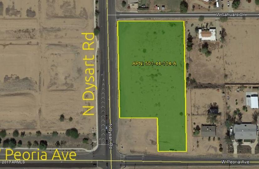 N Dysart Rd & W. Peoria Ave --, El Mirage, AZ 85335