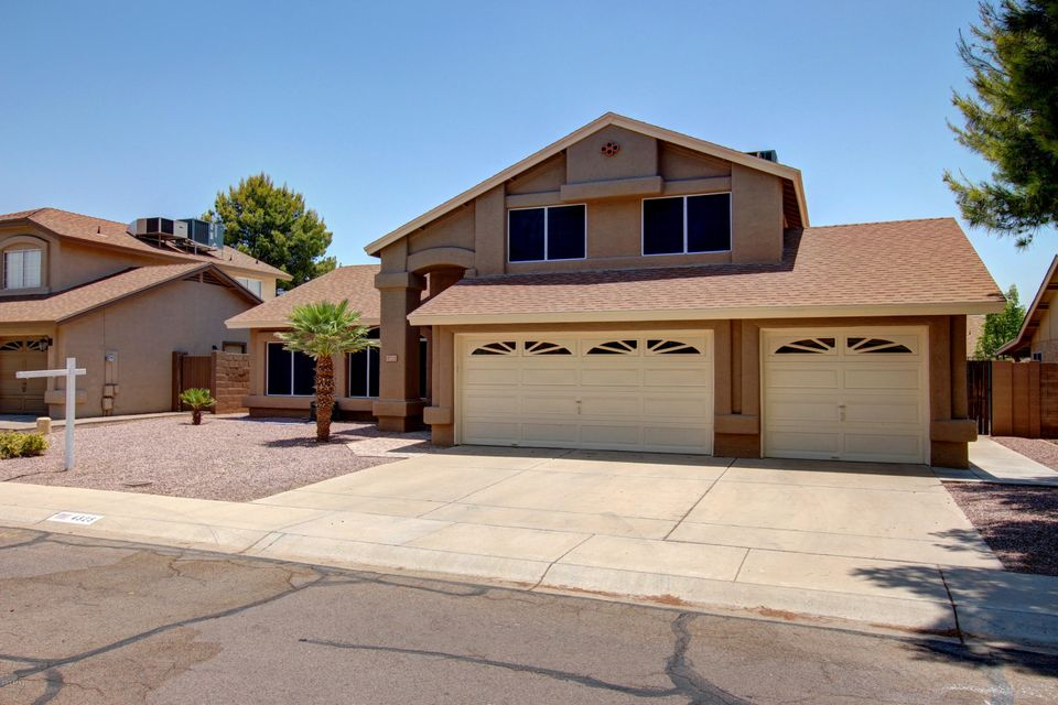 4325 W AVENIDA DEL SOL --, Glendale, AZ 85310