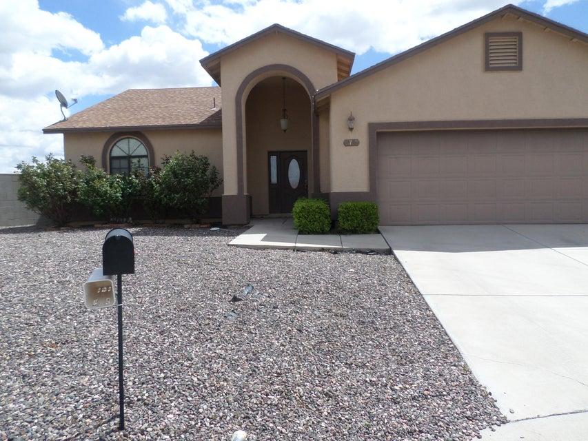 2725 E 7TH Street, Douglas, AZ 85607