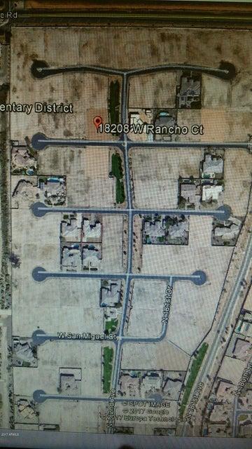 18208 W Rancho Court Lot 22, Litchfield Park, AZ 85340