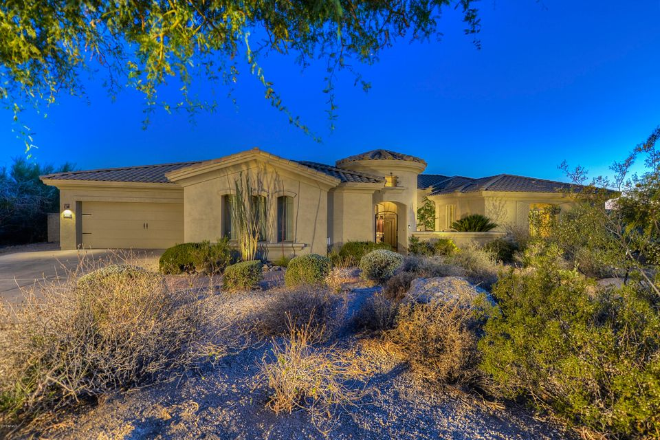8331 E NIGHTINGALE STAR Drive, Scottsdale, AZ 85266