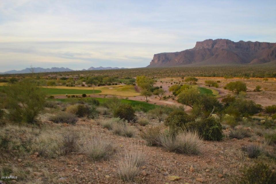 3094 S PETROGLYPH Trail Lot 30, Gold Canyon, AZ 85118
